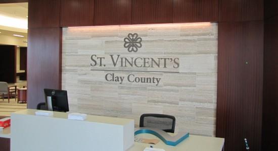 St. Vincent Interior