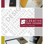 Clarity Sign Systems Catalog