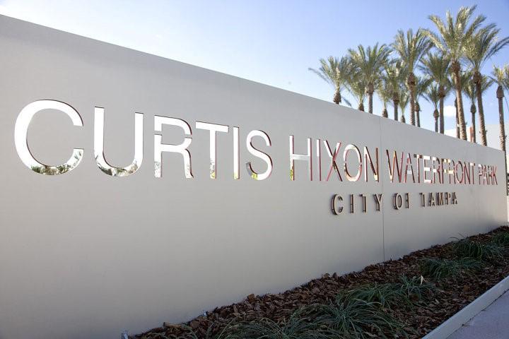 Curtis Hixon Sign