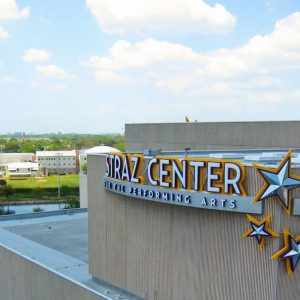 straz-center-led-signage