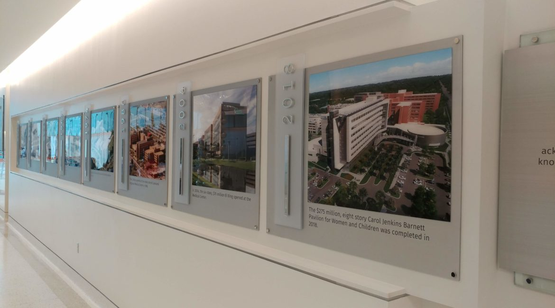 Lakeland Regional Hospital Signage | Creative Sign Designs