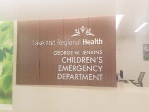 childrens emergency fco